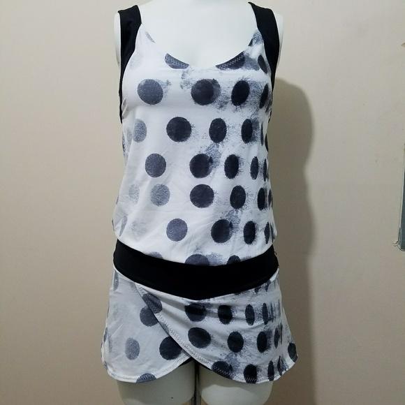 1f876b550cfa lululemon athletica Dresses   Skirts - lululemon Run for your Money runsie  Romper